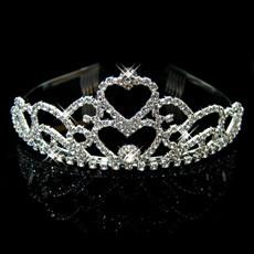 Stylish Alloy With Rhinestone Bridal Wedding Tiara