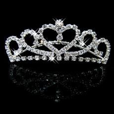 Nice Alloy With Rhinestone Bridal Wedding Tiara
