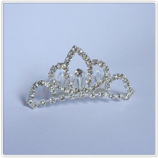 Affordable First Communion/ Flower Girl Tiaras