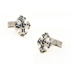 Shining Cross Style Tuxedo Shirt Cuffllinks for Wedding/ Business