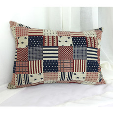 Discount Pillowcase Plaid Decorative 18