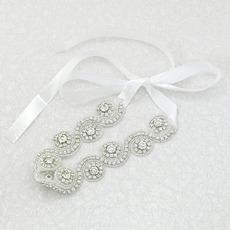 Beautiful Crystal Bridal Tiara/ Bridal Headband/ Wedding Headpiece/ Bridal Hair Accessories