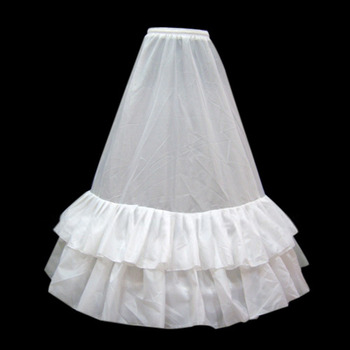 Inexpensive Nylon Floor Length Wedding Petticoats