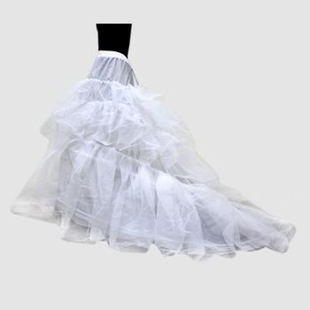 Inexpensive Nylon / Tulle Floor Length Wedding Petticoat