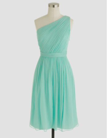 Affordable Asymmetrical Neckline Sleeveless Short Pleated Chiffon Homecoming Dresses