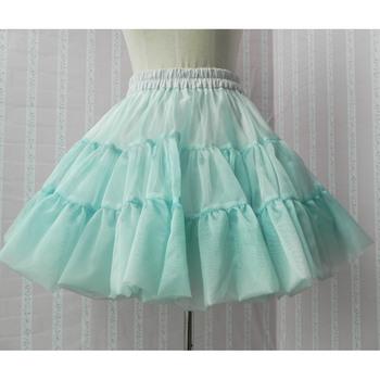 Petticoat Mini Skirt