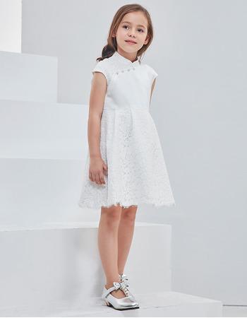 Short Flower Girl Dresses