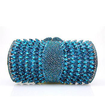 Shimmering All Jewel Evening Party Handbags/ Purses/ Clutches