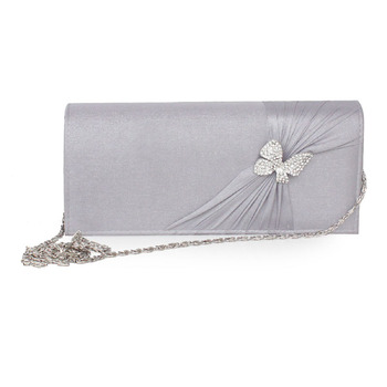 Junoesque Silk Wedding Party Evening Party Handbags/ Purses/ Clutches
