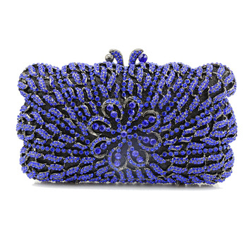 Shimmering Jewel Evening Party Handbags/ Purses/ Clutches
