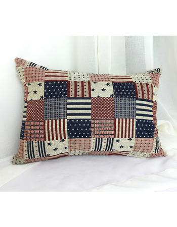 Discount Pillowcase Plaid Decorative 18