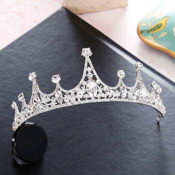 Breathtaking Inspired Rhinestones Crystal Bridal Tiara/ Princess Bride Crown