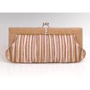 Designers Satin Evening Handbags/ Clutches/ Purses with Beading