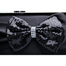 Newest Satin Evening Handbags/ Clutches/ Purses with Bowknot