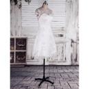 Little White Wedding Dresses