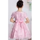 Beautiful Short Flower Girl Dresses