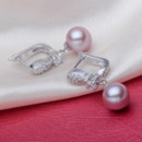 Bridal Pearl Earring