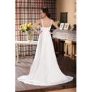 Beaded Detailing Wedding Dresses