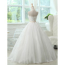 Elegance Chiffon Wedding Dresses