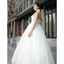 Dramatic Fall Tulle Wedding Gowns
