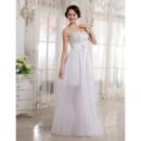 Appliques Beadings Wedding Dresses