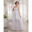 Beaded Detailing Short Wedding Dresses