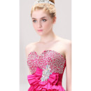 Pink Homecoming Dresses