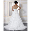 Tiered Skirt Wedding Dresses
