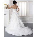 Tiered Skirt Wedding Dresses