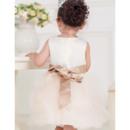 Empire Little Girl Party Dresses