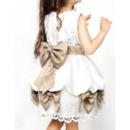 Custom Short Flower Girl Dresses