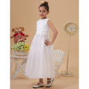 White Holy First Communion Dresses