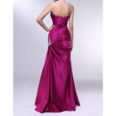 Ruched Bodice Evening Dresses