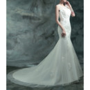 Beautiful Applique Wedding Dresses