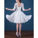 Inexpensive Plus Size Wedding Dresses