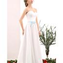 Affordable Satin Wedding Dresses
