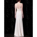 Beading Embellished Bodice Evening Dresses