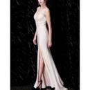Column/ Sheath Evening Dresses