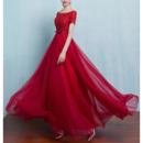 Lace Bodice Evening Dresses