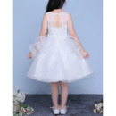 White Flower Girl Dresses