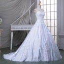 Long Chiffon Wedding Dresses