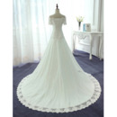 Tailored Lace Wedding Dresses