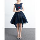 Pleated Skirt Cocktail Party Dresses