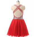 Sexy Short Prom Party Dresses