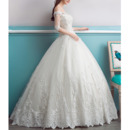 Ball Gown Tulle Wedding Dresses
