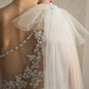 Dramatic Illusion Back Wedding Dresses