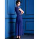 Chiffon Skirt Mother Of The Bride Dresses