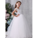 Affordable Tulle Flower Girl Dresses