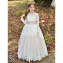 Affordable Tulle Flower Girl Dresses