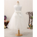 Discount Tulle Flower Girl Dresses